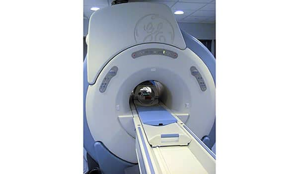 Our MRI Scanner
