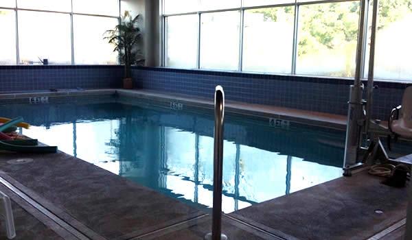 Pool at Forsgate