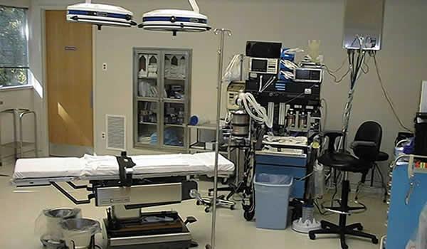 Neck & Back Institute - Surgical Suite